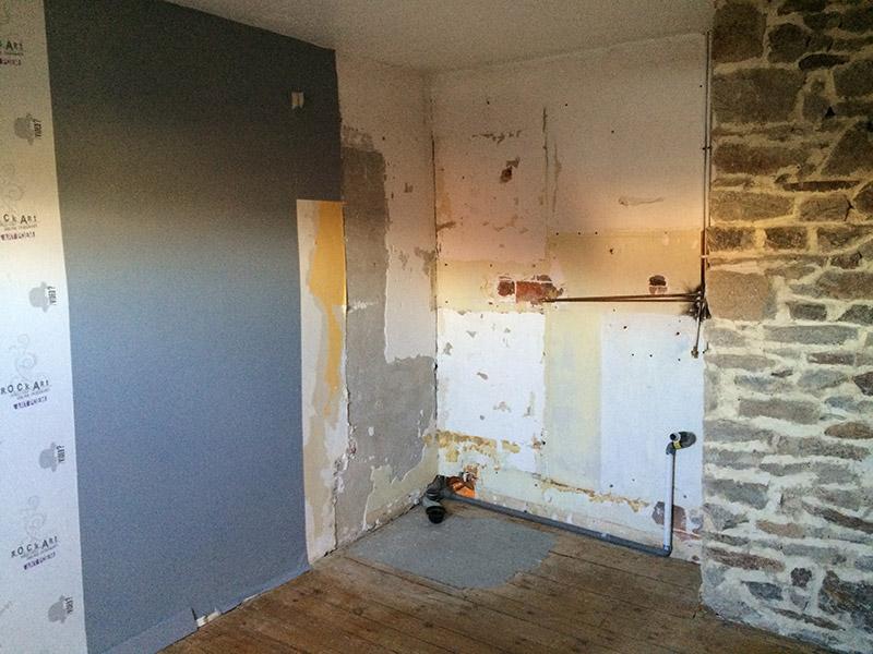 Rénovation appartement Dressing Loire Atlantique