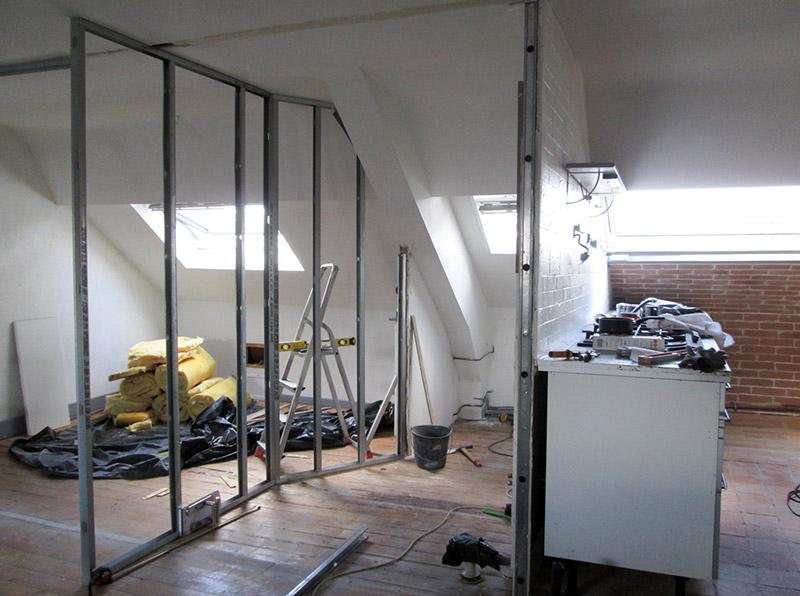 Rénovation appartement Loire Atlantique