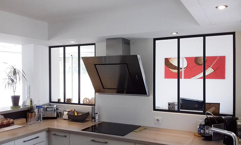 Rénovation aménagement cuisine, Saint-Nazaire