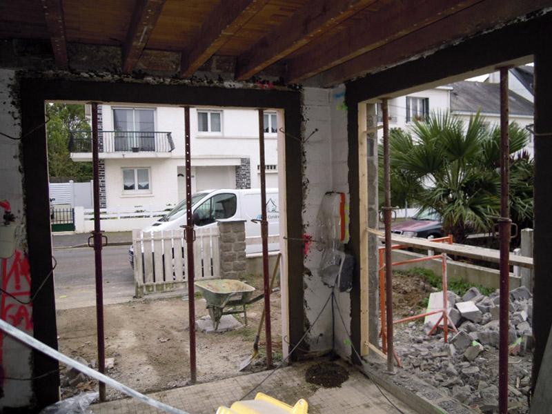Rénovation relooking intérieur Saint-Nazaire