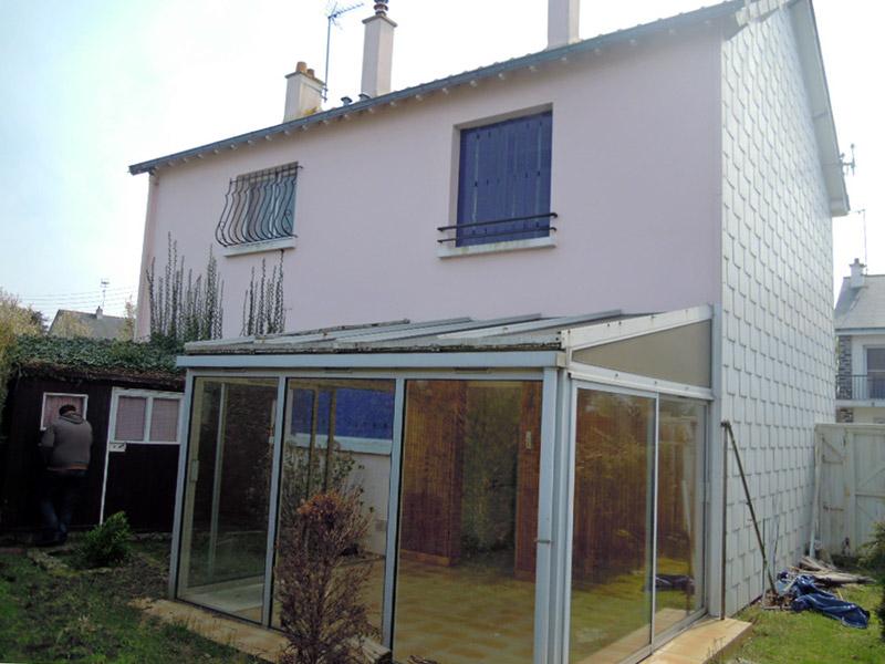 Extension de maison Saint-Nazaire
