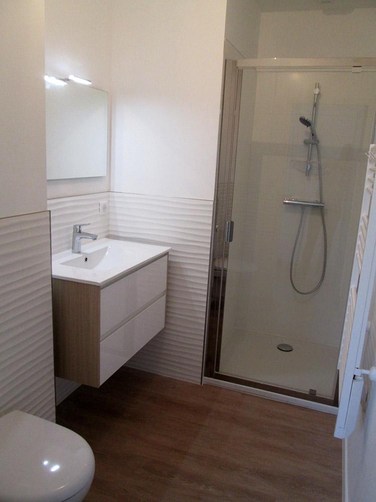 Rénovation appartement Pornichet